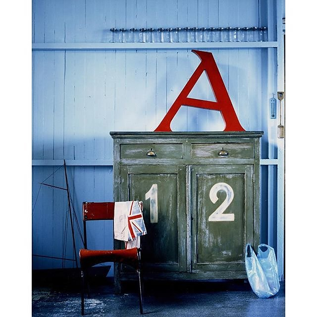 A is for....... archive shot featured in @livingetcuk styled by Lesley Dilcock @pearsonlylemanagement shot at The Battery, Whitstable #blueandred #fujifilm