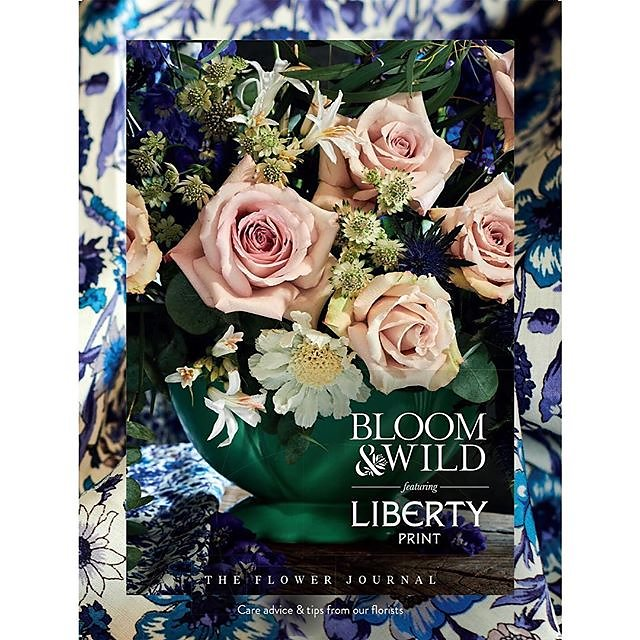 New work for @bloomandwild who have collaborated with @libertylondon for this archival liberty print inspired collection. #gorgeous #orderyoursnow #libertyprintcollection #newcollection #libertylondon