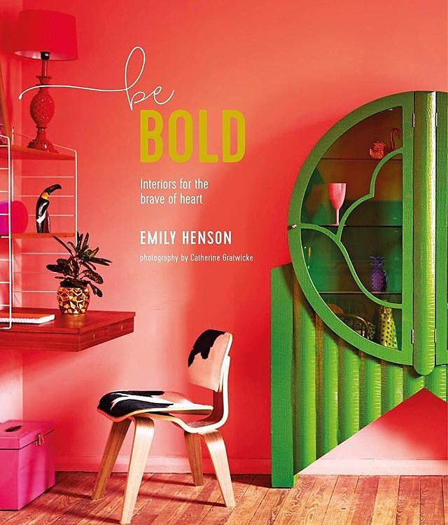 Live a colourful life ~ new book, new work - Be Bold by Emily Henson @lifeunstyled @rylandpetersandsmall publishing in October. Cover  shot of @amyexton @margatelocationhouse sitting room #bebold #inspired #brave #colourful #maximalism #vivid